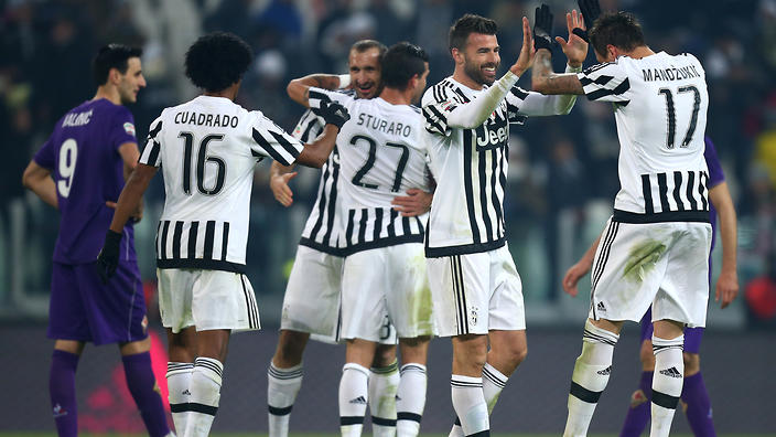 Juventus will play international champoins cup