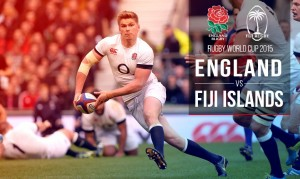 England Vs Fiji (Rugby World cup 2015) – Match details