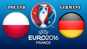 Germany won against Poland by 3 – 1 in UEFA European Championship 2016 Qualifying