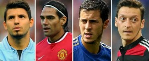 Top Ten Highest Paid Players in English Premier League 2015