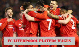 FC Liverpool players current Wage bills [2017 Contract]