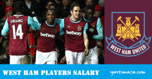 West Ham United Players Salaries 2017 [Contract Details]