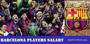 FC Barcelona All Player Salaries 2017 [Contract Details]