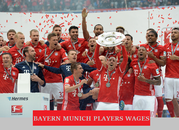 fc bayern munich players salaries 2017 18 recent days new contracts. Black Bedroom Furniture Sets. Home Design Ideas