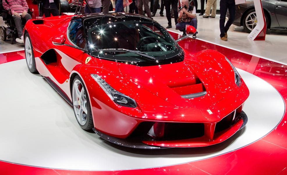 Top 10 Most Expensive Car of footballers