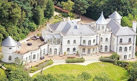 Top 10 Most Expensive Homes of footballer