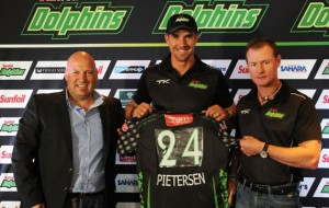 Kevin Pietersen Confirmed He will Play in Dolphins