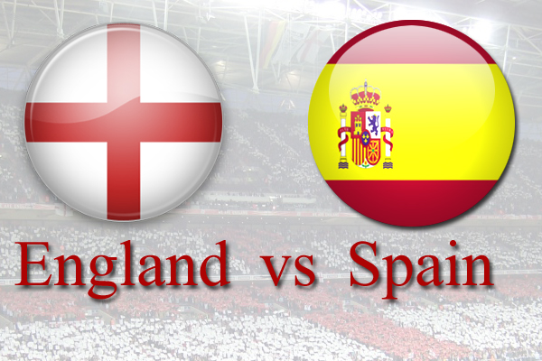 spain vs england - photo #2