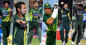Pakistan Cricketers Salaries List 2017 (Latest contract with PCB)