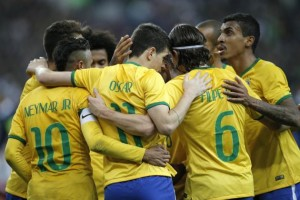 Brazil Team squad for FIFA world cup 2018