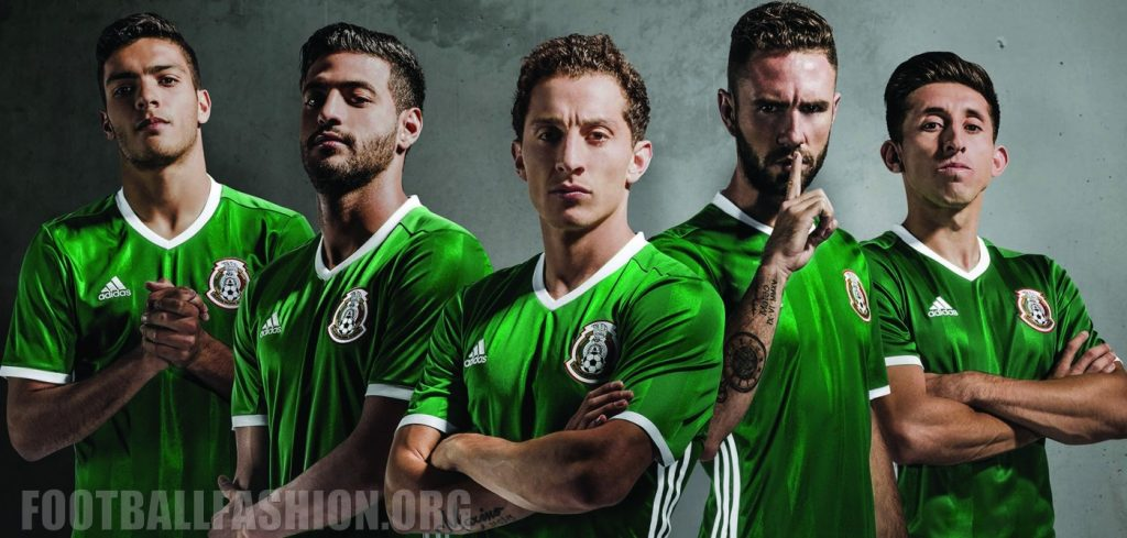 Mexico Jersey 2016