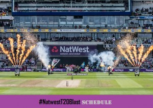 NatWest T20 Blast 2017 Match Schedule, Time & Date (Announced)
