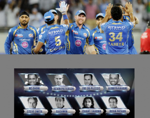 Mumbai Indians Vs Rising Pune Supergiants: both Innings Highlights (1st T20 of Indian Premier League)