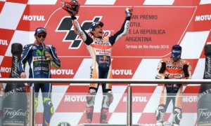 Argentina MotoGP 2016: Results & Full race Replay video