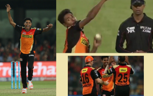 Exclusive moments of Mustafiz in IPL: Bowling & Wickets for SRH (+Video)