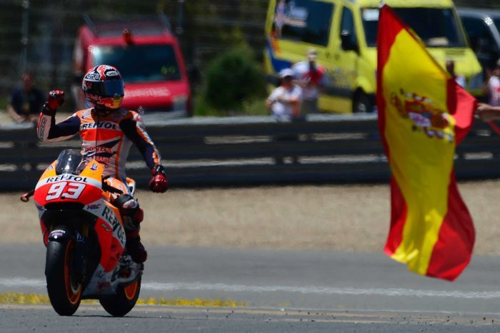 Spanish (Jerez Circuit) MotoGP: Final Race Result table & Highlights Video (2016)