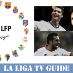 (All Countries TV Guide) La Liga 2016-17 Broadcasting Channels List