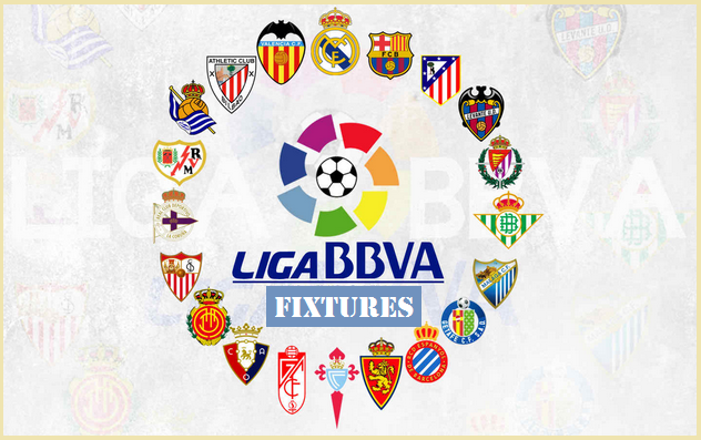 Spanish La Liga 2017-18 Schedule Released date & Teams List