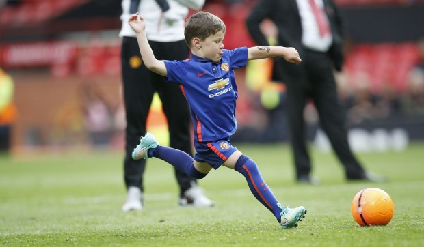 Kids of Wayne Rooney 4