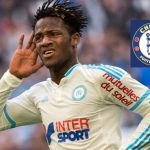 Marseille's Belgian striker Michy Batshuayi is heading for Chelsea, exchange for €40 Million
