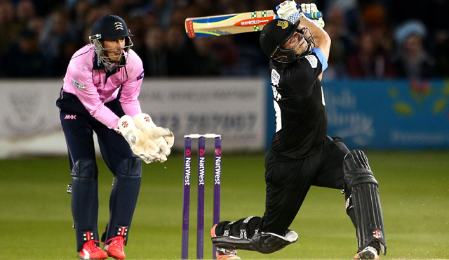 Sussex Vs Middlesex