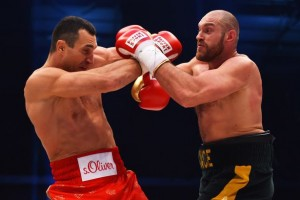 Tyson Fury Vs Wladimir Klitschko II (Live Boxing): 9 July, 2016