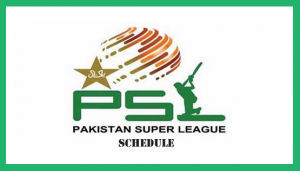Pakistan Super League 2017 Schedule: All Matches Date Released