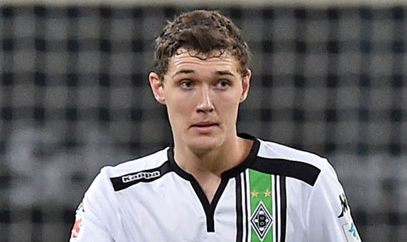 Andreas Christensen on Gladbach