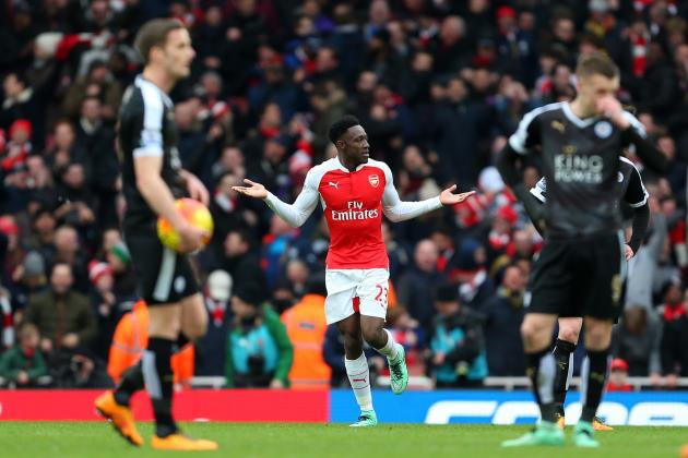H2H statistics of Leicester City Vs Arsenal: Gunners in ahead