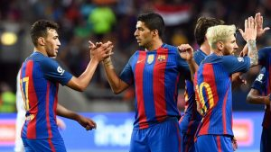 Alaves Vs Barcelona Extended Video: Result & Statistics of the match
