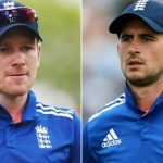 Alex Hales & Eoin Morgan rejoined England squad for India series
