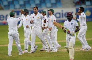 Pakistan desperate to win test series against Caribbean to keep the throne