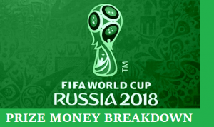 FIFA World Cup Prize Money & Distribution [2018 total $527 Million]