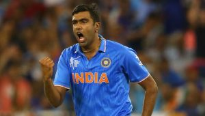 Ashwin flaming team India and embarked as ICC Cricketer of the Year