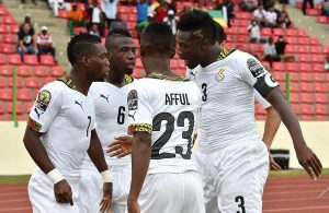 Two Ghanaian defender Afful & Mensah bounce back to 2017 AFCON