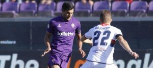 Fiorentina denied as Genoa came back in style and match result three each