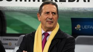 Algerian boss Georges Leekens worried about the AFCON 2017 1st match