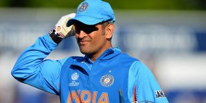 MS Dhoni continue to play ICC Champions Trophy as a cricketer