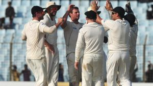 The tour of New Zealand finished with a big defeat to Bangladesh