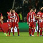 Atletico Madrid went home with the advantage after winning the away game