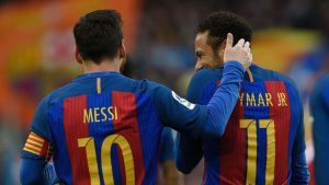 Barcelona back to the winning way in the league
