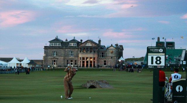 British golf open 2015