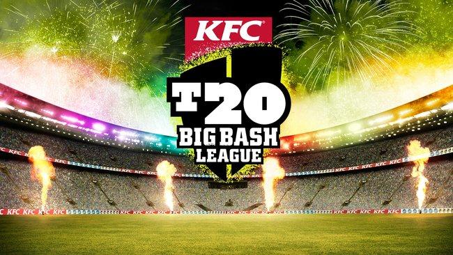 KFC Big bash T20 2016-17