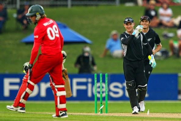 New Zealand tour of Zimbabwe 2015 Schedule