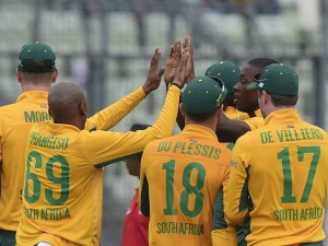 South African Fast bowler Kagiso Rabada got hat-trick on ODI Debut
