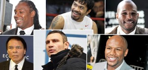 Top 10 richest boxer