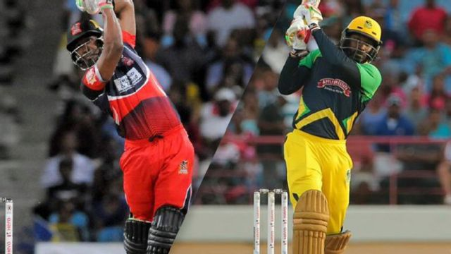 Trinidad Tobago Red Steel vs Jamaica Tallawahs