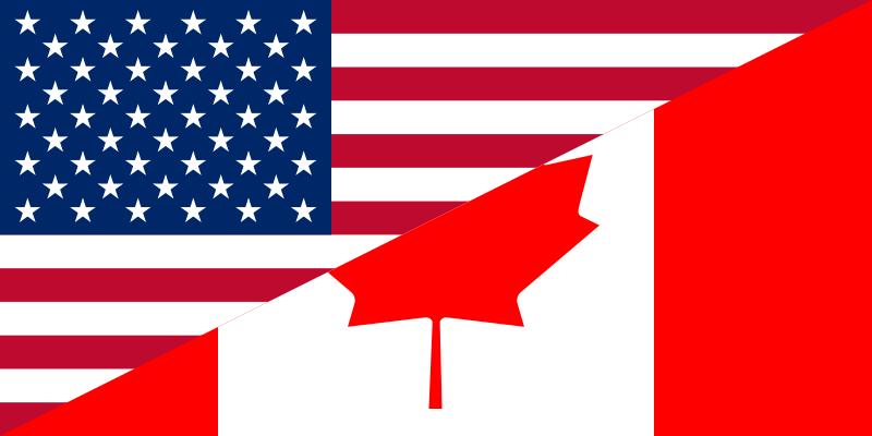 United States vs Canada