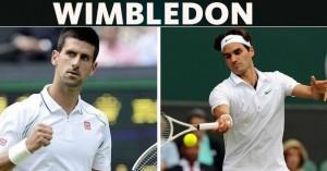 Novak Djokovic Vs Roger Federer Wimbledon Final 2015 Highlights