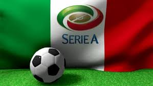 Italian Serie A 2015-16 Playing teams list